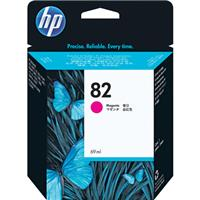 HP #82 Magenta Inkjet Cartridge.