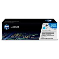 HP CB541A Cyan Print Cartridge, Yields up to 1,400 Pages.
