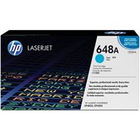 HP CE261A Color LaserJet Cyan Print Cartridge - Page Yiel...