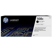 HP 508X High Yield Toner Cartridge (OEM) for LaserJet Ent...