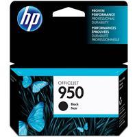 HP 950 Officejet Ink Cartridge, Black