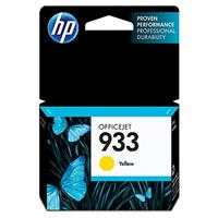 HP 933 Yellow Ink Cartridge, 330 Pages Yield