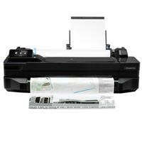 "HP Designjet T120 24"" ePrinter, 1200x1200 Print Resolutio..."