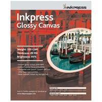 Inkpress Glossy Canvas, Waterproof, Stretchable, Bright W...