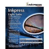 Inkpress Light Satin Inkjet Photo Paper, Single Sided, 19...