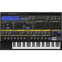 Image Line Poizone Subtractive Virtual Synthesizer Software, Electronic Download