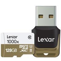 Lexar Media 128GB Professional 1000x Class 10 UHS-II (U3)...