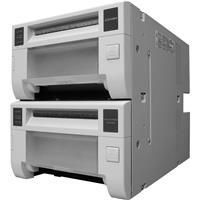 Mitsubishi CP-D707DW Double-Deck Compact Digital Dye Subl...