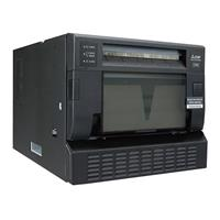 Mitsubishi CP-D90DW Hi-Tech Dye-Sub Photo Printer