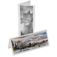 Museo #10 Panoramic Style Two-Sided Matte, Archival Inkje...