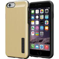 Incipio DualPro SHINE Dual Layer Case for iPhone 6, Gold/...