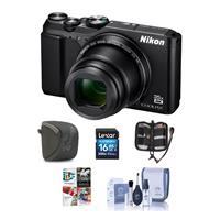 Nikon Coolpix A900 Digital Point & Shoot Camera Black - B...