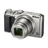 Nikon Coolpix A900 Digital Point & Shoot Camera, Silver