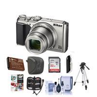 Nikon Coolpix A900 Digital Point & Shoot Camera Silver - ...
