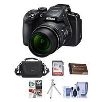 Nikon Coolpix B700 Digital Point & Shoot Camera, Black - ...