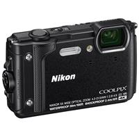 Nikon Coolpix W300 Point & Shoot Camera, Black