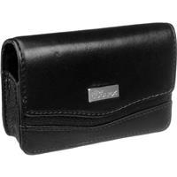 Nikon Black Leather Horizontal Case for Coolpix S8100 & P...