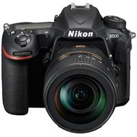 Nikon D500 DSLR with AF-S DX NIKKOR 16-80mm f/2.8-4E ED V...