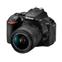 Nikon D5600 DSLR with AF-P DX NIKKOR 18-55mm f/3.5-5.6G V...