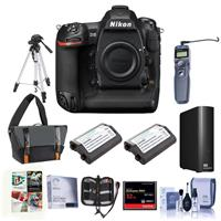 Nikon D5 FX-Format Digital SLR Camera Body (CF Version) -...