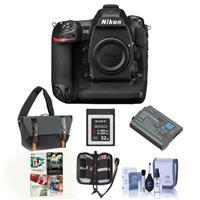 Nikon D5 FX-Format DSLR Camera Body - Bundle With Camera ...