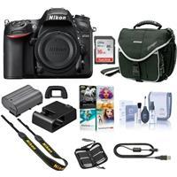 Nikon D7200 DX-format Digital SLR Camera Body, - Bundle w...