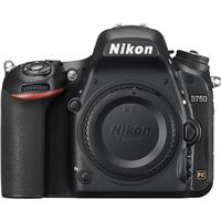 D750 FX-Format Digital SLR Body Only Camera -  by Nikon U...