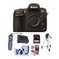 Nikon 810 Digital SLR Camera, 36.3MP - Bundle with Lexar ...