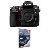 Nikon D810 Digital SLR Body Only Camera, 36.3MP FX-Format...