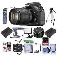 Nikon D810 Digital SLR Kit with AF-S NIKKOR 24-120mm f/4G...