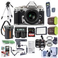 Nikon Df FX-format DSLR Camera Kit with AF-S NIKKOR 50mm ...