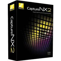 Nikon Capture NX2 Photo Editing Software, Full Version, f...