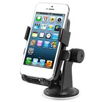 Easy One Touch Universal Car Mount Holder for iPhone 6 (4...