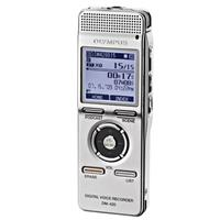 Olympus DM-420 Recorder with Battery, 2GB Internal Memory for 533 Hours of Recording