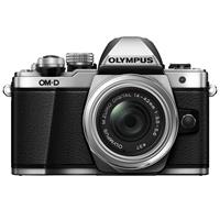 Olympus OM-D E-M10 Mark II Mirrorless Camera with M.Zuiko...