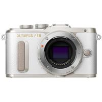Olympus PEN E-PL8 Mirrorless Camera Body, White