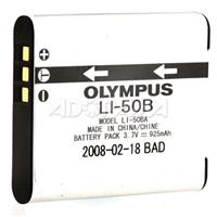 Olympus LI-50B 925mAh Rechargeable Lithium-Ion Battery