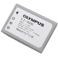 Olympus LI-80B Rechargeable Lithium-ion Battery, 650mAh, ...