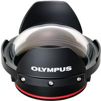 Olympus PPO-EP02 Lens Port for ED 8mm F1.8 Fisheye PRO Le...
