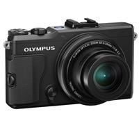 Olympus XZ-2 Digital Camera, 12MP, 24-96mm f/1.8-2.5 Lens - Bundle