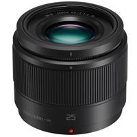 Panasonic Lumix G 25mm f/1.7 G Aspherical Lens for Micro ...