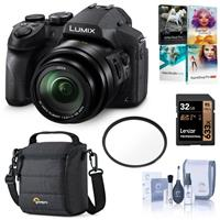 Panasonic Lumix DMC-FZ300 12.1MP Digital Camera 24x Zoom ...