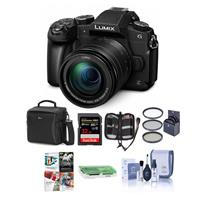 Panasonic Lumix DMC-G85 Mirrorless Camera with 12-60mm F/...