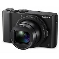 Panasonic Lumix DMC-LX10 Digital Point & Shoot Camera, Black