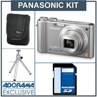 Panasonic Lumix DMC-ZR3S Digital Camera Kit