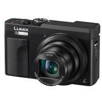 Panasonic Lumix DC-ZS70 Digital Point & Shoot Camera, Black