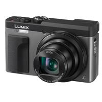 Panasonic Lumix DC-ZS70 Digital Point & Shoot Camera, Silver