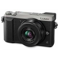 Panasonic Lumix DMC-GX85 Mirrorless Camera with Lumix G V...