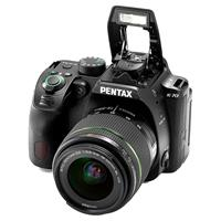 Pentax K-70 DSLR with SMC DA 18-55mm f/3.5-5.6 AL WR Lens...