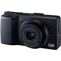Ricoh GR II Digital Camera, 16.2MP, Full 1080p H.264 HD V...